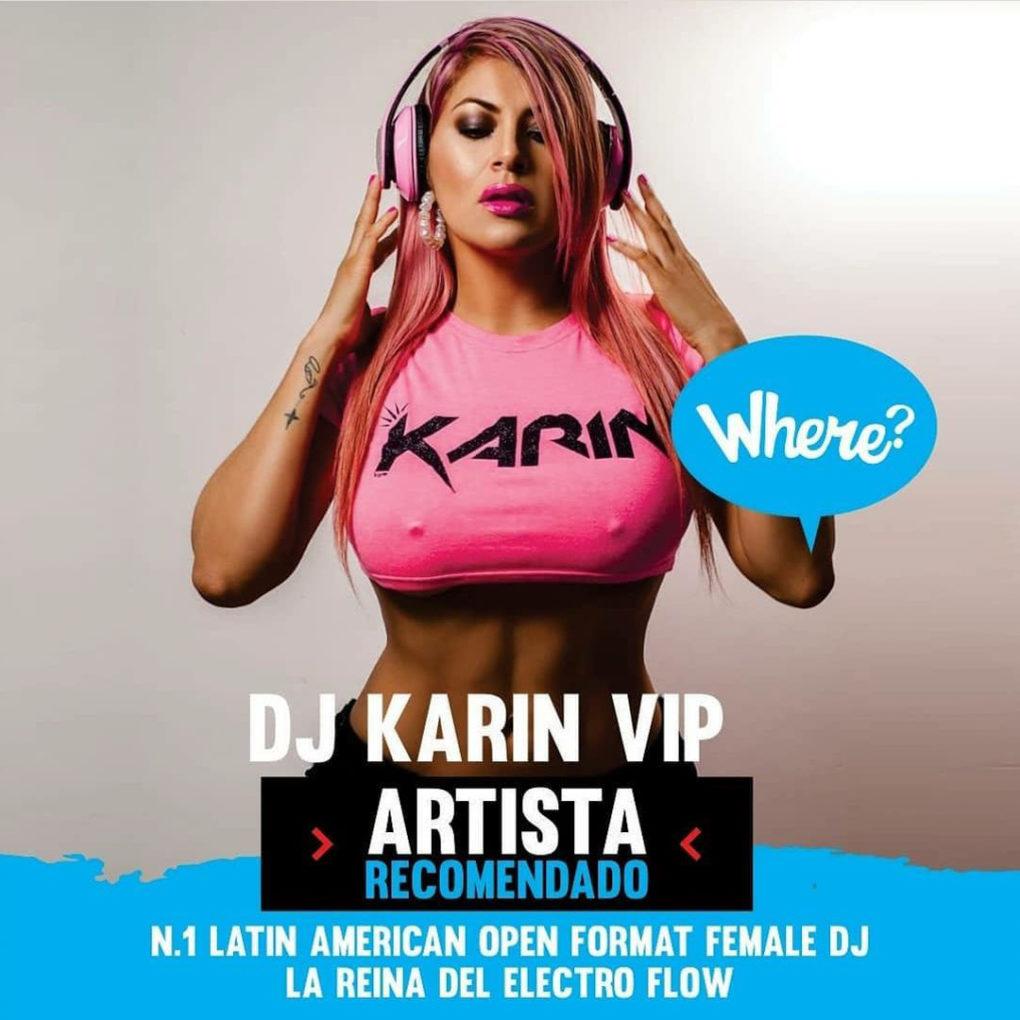 DJ Karin VIP