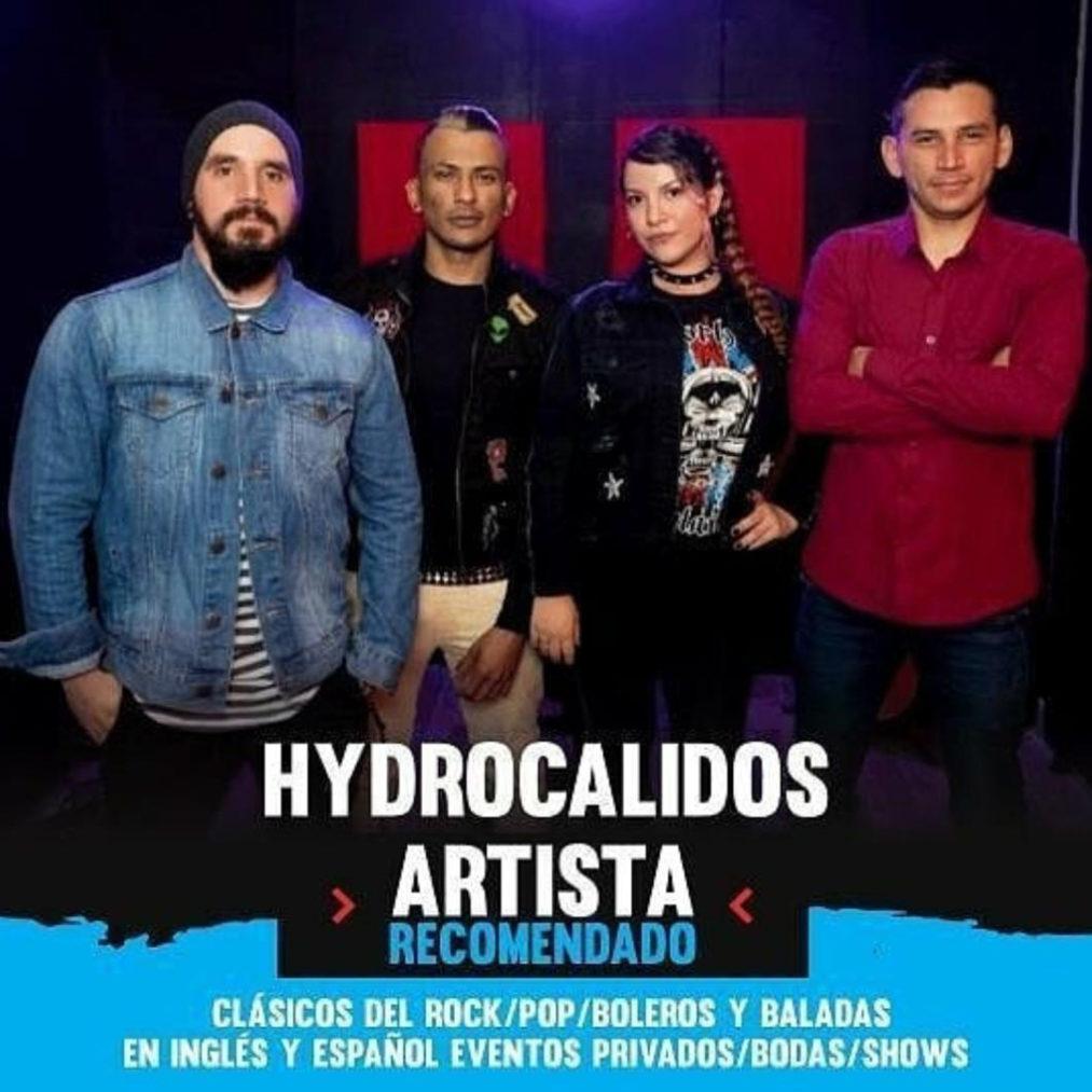 Hydrocalidos
